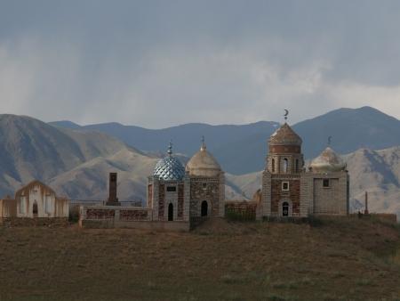 Arrivée et découverte de Bichkek