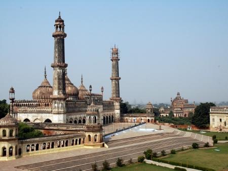 Arrivée  et première découverte de New Delhi