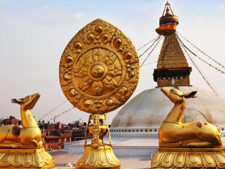 Visite de Katmandou et Patan