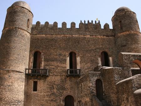 Gondar, ancienne capitale