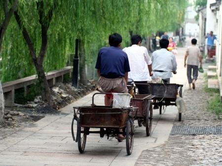Pékin à pied