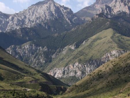 Vallée de Chui