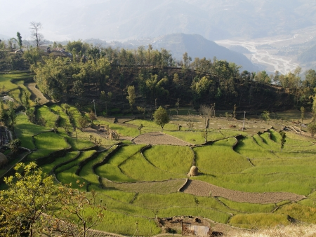 Namche Bazaar, capitale sherpa