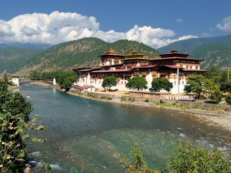 Randonnée jusqu'au monastère de Bumdra