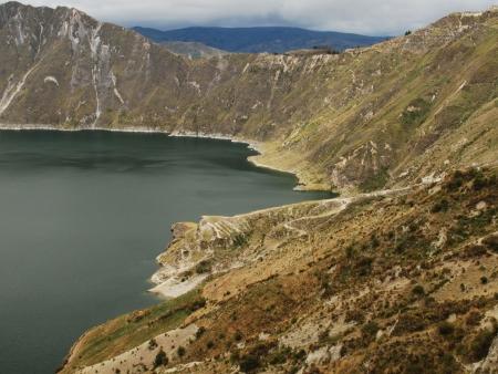 Haut Plateau du volcan Antisana