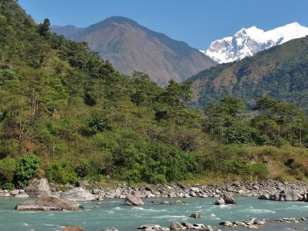 Au cœur de la vallée de Khumbu