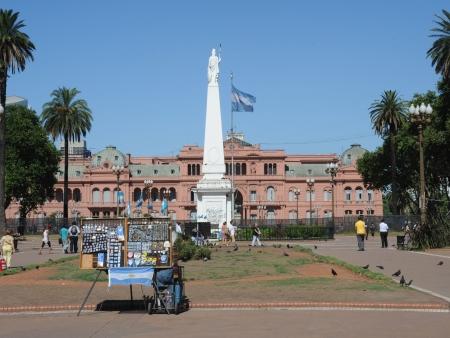 Flâneries dans Buenos Aires