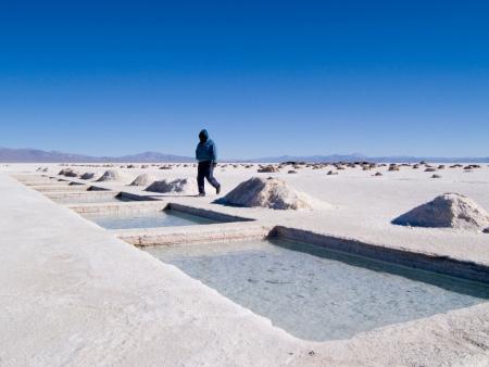 Désert de sel de Salinas Grandes