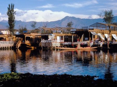 Croisière sur le lac de Periyar