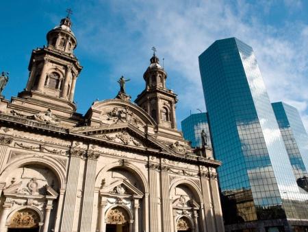 Arrivée à Santiago et première découverte