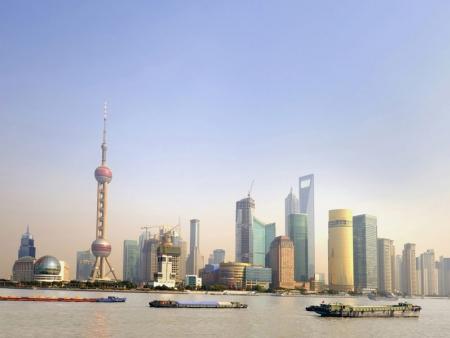 Shanghai et retour vers la France
