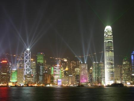 Arrivée et première découverte de Hong-Kong