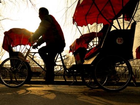 Arrivée à Pékin ou Beijing, « la capitale du Nord »