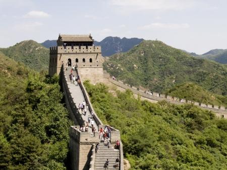 Découverte de la Grande Muraille de Chine