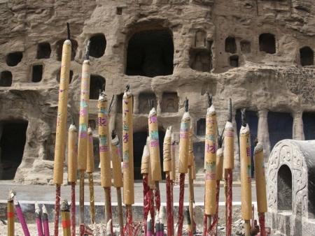 Découverte des grottes de Yungang