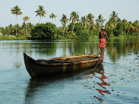 Les Backwaters
