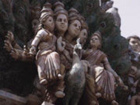 Charmes de Pachawar, village du Rajasthan