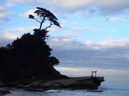 Shimoda, à la pointe de la péninsule d'Izu
