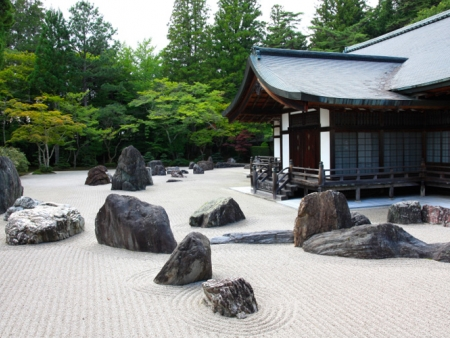 Public baths (sentô), Okuno-in Cemetery and Mount Koya