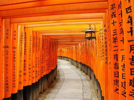 Fushimi Inari Shrine, Nijo Palace and Kiyomizu-dera temple