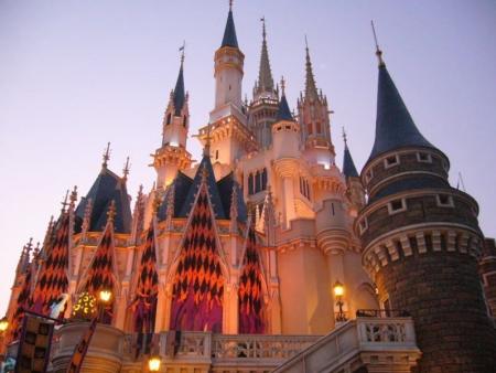 Day trip to Tokyo Disneyland