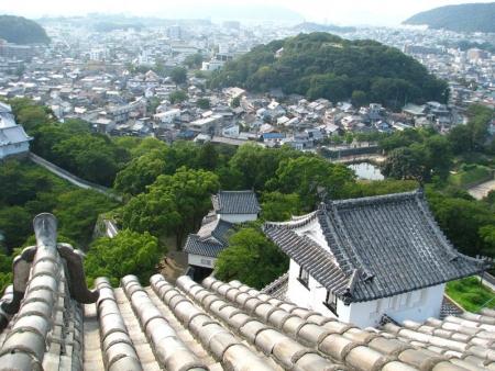 Sacred island of Miyajima