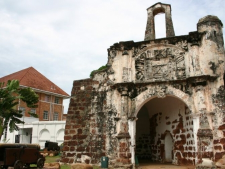 A day in Malacca