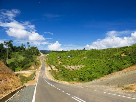 Leaving Borneo