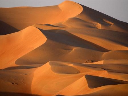 Au cœur du désert