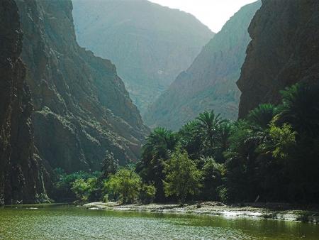 Baignades et promenades dans les wadis