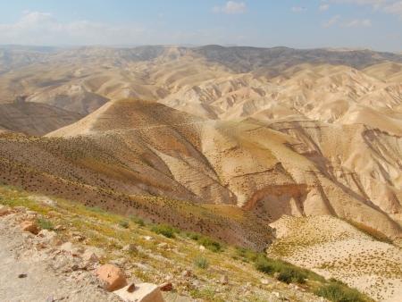 Panoramas et vestiges de Palestine