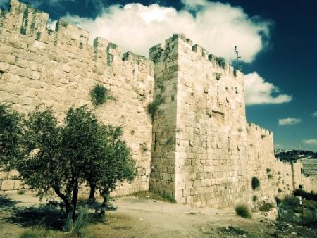 Du passé au présent à Jérusalem