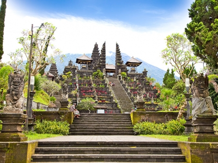 Besakih, ou le temple mère de Bali