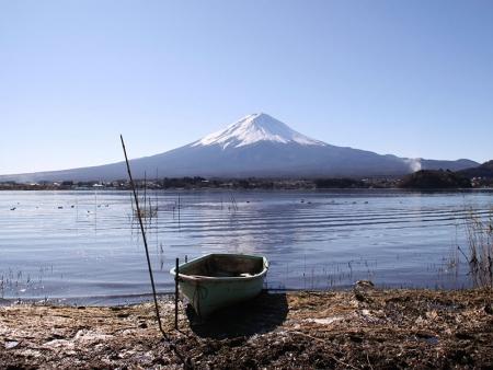Croisière sur le lac Ashi, vues sur le mont Fuji
