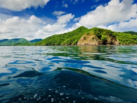 Les eaux azuréennes du Rio Celeste