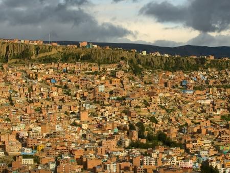 Visite de La Paz et de la vallée de la Lune