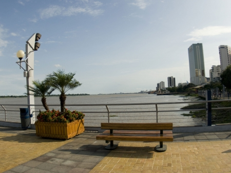 Guayaquil, sur la Côte Pacifique