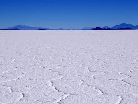 Passage de la frontière bolivienne