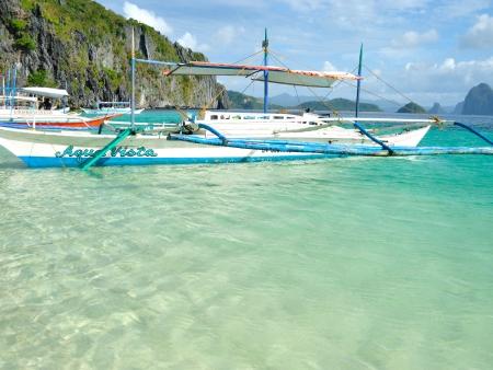 Départ des Philippines