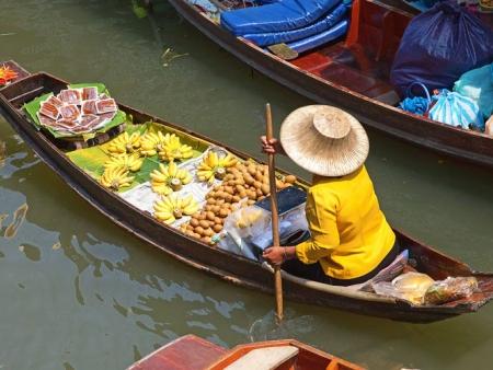 Les mille visages de Bangkok