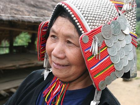 Rencontre des ethnies Muser et Palong