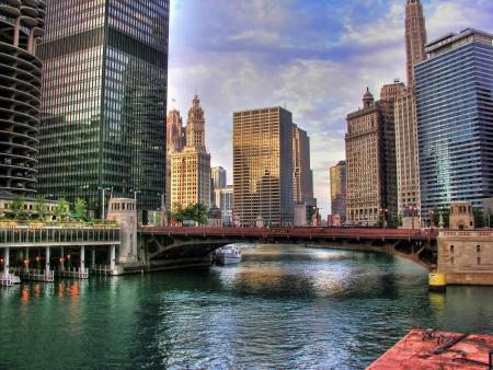 Bienvenue à Chicago