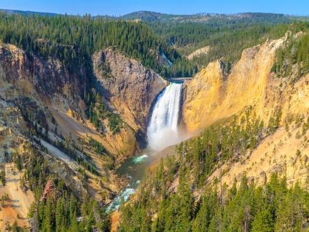 Visite de Yellowstone