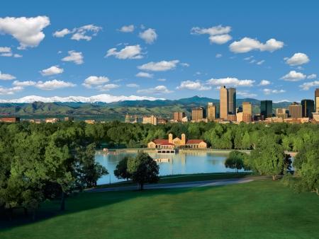 Arrivée à la capitale du Colorado