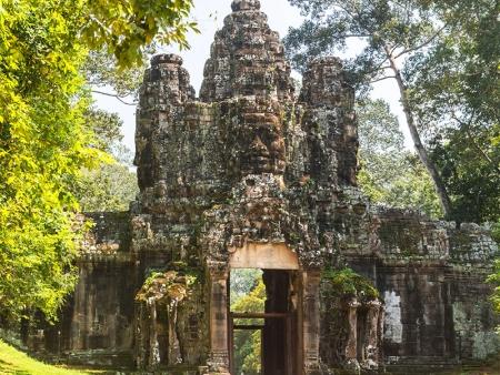 Les merveilles d'Angkor