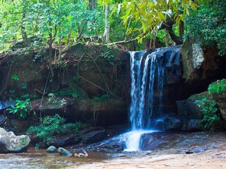 Premiers pas dans la province du Ratanakiri