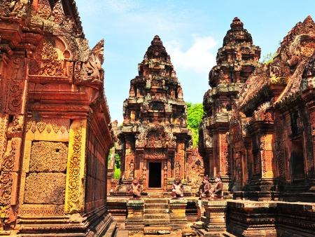 De l'aventure et des temples !