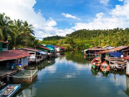 Découverte du lac Tonle Sap