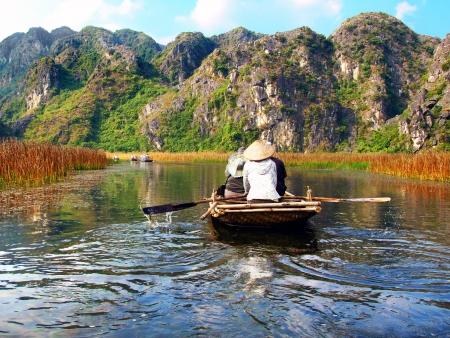 … et la Baie d'Halong maritime
