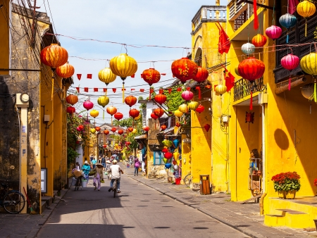 Hoi An et Tra Que, au cœur du Vietnam